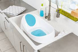 Primo Euro Bathtub Amazon Com Boon Soak 3 Stage Bathtub Blue Baby