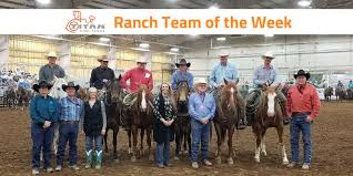 may ranch titan fuel tanks ranch team of the week barron highsmith cattle co