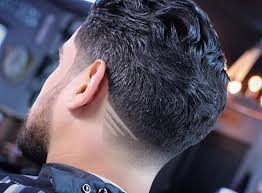 pictures of hairstyle neck line the neck taper