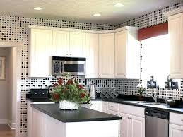 black white kitchen ideas white kitchen decor black white kitchen decor large size of