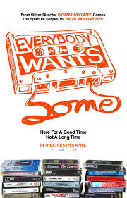 everybody wants some 2016 by richard linklater stuff from