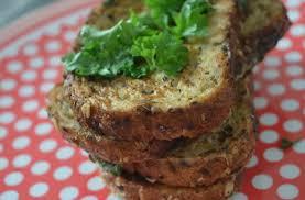 recette cuisine perdu salé perdu au persil et à l ail recette pour un petit déjeuner