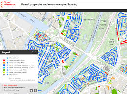 Interactive Maps Mapping The Social City What We Found Social Life