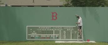 red sox scoreboard stencil for bedroom wall image mag