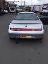 alfa romeo gtv 2002 in ipswich suffolk gumtree