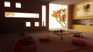 Asian Home Interior Design Asian Interior Design Interior Interior Design Wall Painting Ideas