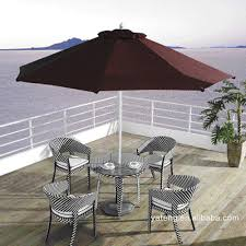 outdoor table chair with umbrella outdoor table chair with