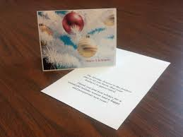 Business Card Invitation How To Create And Print Your Company U0027s Holiday Cards And