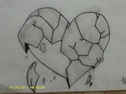 drawing of a heart best 25 heart drawings ideas that you will