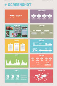 powerpoint design colors 15 flat powerpoint presentation templates web graphic design