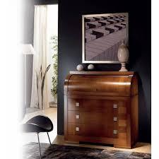 handmade wooden desk bureau vintage decor own design exclusive