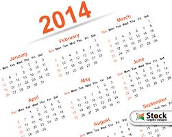 2014 calendar template vector free vector u0026 photoshop brushes