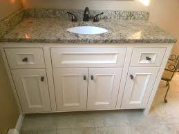 Bathroom Cabinet Refacing Before And After by Kitchen Cpr Gallery 1