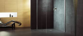 wedi designer showers u2013 if you want floor level showers choose