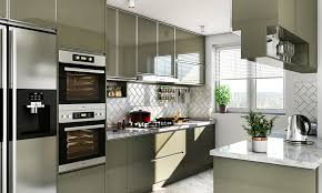 best stainless steel kitchen cabinets in india 20 beautiful parallel kitchen designs for home design cafe