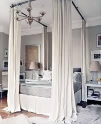 How To Hang Curtains Around Bed by Sleep Like A King Dreamy Baldachin Ideas