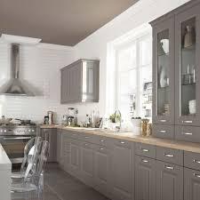 cuisine candide taupe cuisine les tendances déco kitchens kitchenette and kitchen