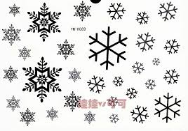 snowflake tattoo designs wallskid