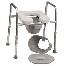 Commode Chair Over Toilet Using Bedside Commodes After Stroke Stroke Aids