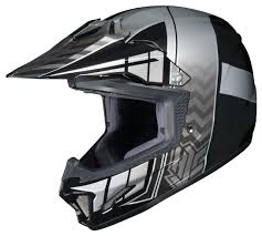 kids motocross helmets hjc youth cl xy 2 cross up helmet revzilla