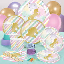unicorn party supplies unicorn birthday party supplies party supplies canada open a party