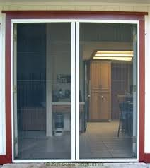 Insect Screen For French Doors - retractable screens for french doors