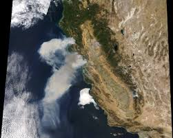 Wildfires California Current by Explosive Fires In Northern California Natural Hazards