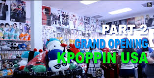 kpoppin usa kpop store grand opening part 2 vlog