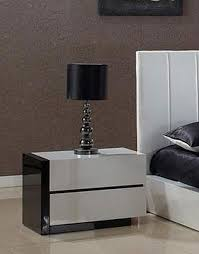 Modern Black Nightstands Modern Black Nightstands Bonners Furniture Modern Stands