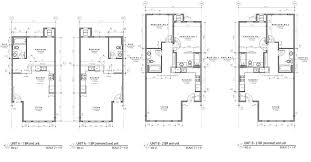 Construction Floor Plans Marvelous Affordable Housing Floor Plans Images Best Idea Home