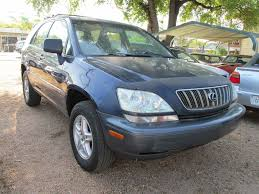 lexus in san antonio 2001 lexus rx 300 4dr suv 4wd suv for sale in san antonio tx