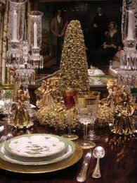 Gold Christmas Centerpieces - pin by b e l l a on tɧe Ꭿ list ℒiƒe pinterest lady