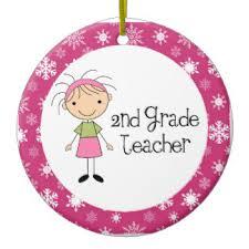 2nd grade ornaments keepsake ornaments zazzle