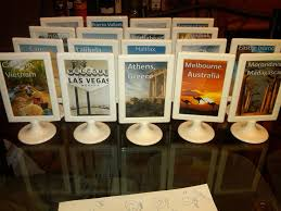 travel themed table decorations 216 best travel themed weddings images on pinterest wedding ideas
