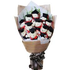 graduation gifts for boys buy 11 students dr bouquet doll dr cap