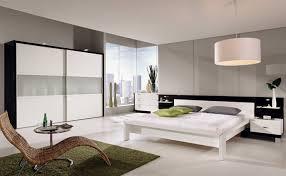 chambre contemporaine blanche deco chambre design blanc