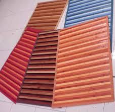 stuoia bamboo tappeti stuoia cucina in bamboo bollengo
