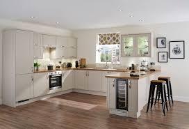 Kitchen Design Howdens Burford Range Andrew Nichols Interiors