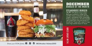 Design B Om El Slater U0027s 50 50 Burgers By Design