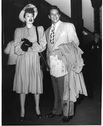 lucille ball u0026 desi arnaz at the indian wells hotel near p u2026 flickr