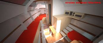 Sailboat Interior Ideas Idea 21 The Latest Project Of Small Plywood Boat Plans