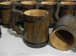 Wooden Groomsmen Gifts 78 Best Wooden Mugs Store Images On Pinterest Groomsman Gifts