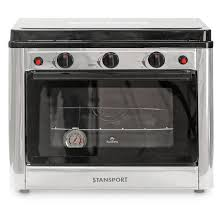 Camp Toaster Stansport Outdoor Propane Gas Stove And Camp Oven Stainless Steel