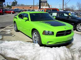 2007 dodge charger models 2007 dodge charger daytona in sublime green 5 pics 1 1 car