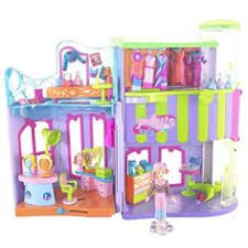 2004 polly pocket plushious fashion 17 accessory play pack
