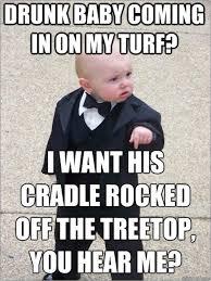 Drunk Kid Meme - funniest memes of the week drunk baby implying dog and more
