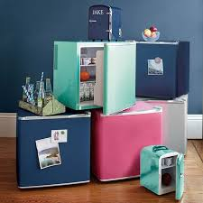 Small Desk Refrigerator Supercool Fridge Pbteen