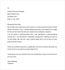 sample pharmacist letter template 7 free documents download in