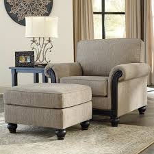 Ashley Furniture Oversized Chair Signature Design By Ashley Blackwood Transitional Chair U0026 Ottoman