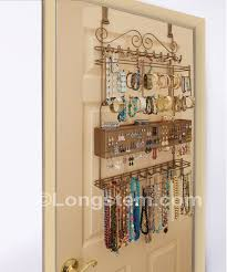 Jewelry Wall Hanger Longstem Overdoor Wall Jewelry Organizers U2013 Free Shipping U0026 20